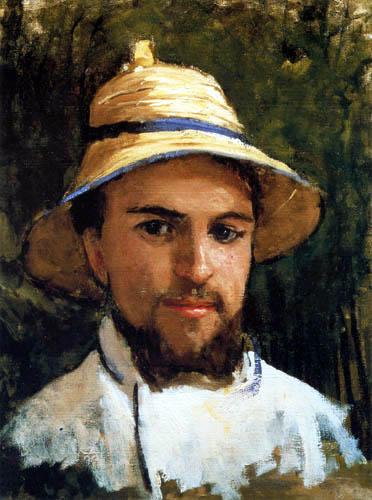 Gustave Caillebotte - Selbstbildnis