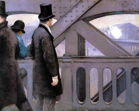 Gustave Caillebotte - Die Europabrücke