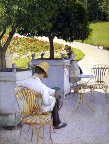 Gustave Caillebotte - El Naranjos
