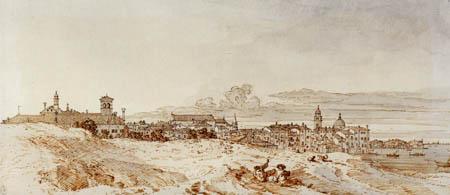 Giovanni Antonio Canal Canaletto - Vue sur Venise
