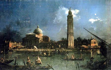 Giovanni Antonio Canal, Canaletto - Die Wächter von San Pietro