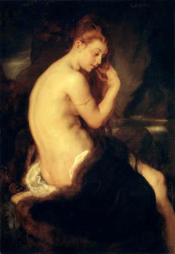 Hans Canon - Venus with fur