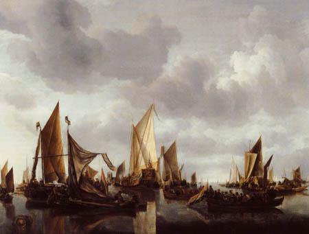 Jan van de Capelle - Retiring the fleet