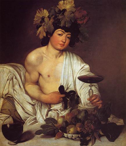 Michelangelo Merisi da Caravaggio - Bacchus