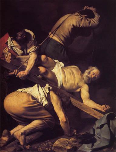 Michelangelo Merisi da Caravaggio - The Crucifixion
