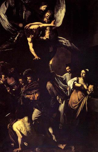 Michelangelo Merisi da Caravaggio - The seven works of the mercy