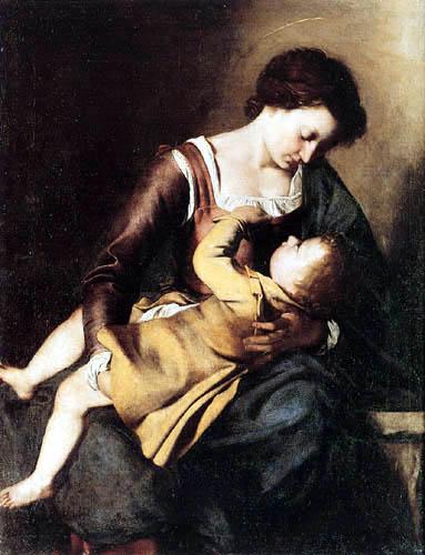 Michelangelo Merisi da Caravaggio - Madonna
