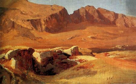 Adolf Carl - À les Monts Sabins
