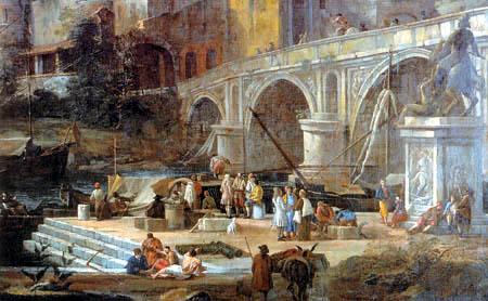 Luca Carlevaris - River port