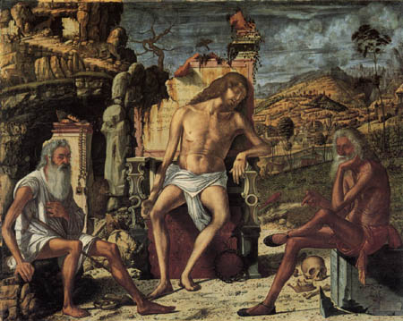 Vittore Carpaccio - Meditation über das Leiden Christi