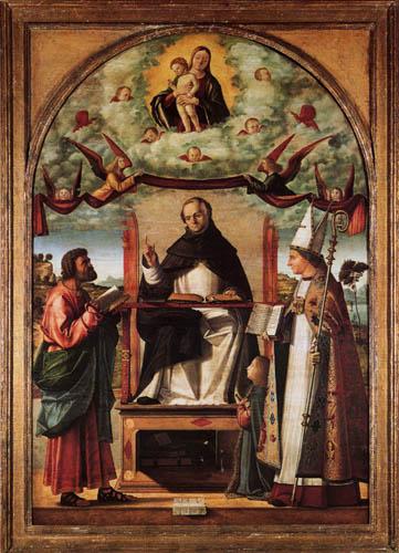 Vittore Carpaccio - St. Thomas