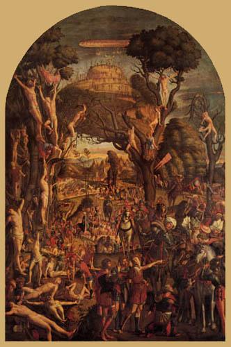 Vittore Carpaccio - The Crucifixion
