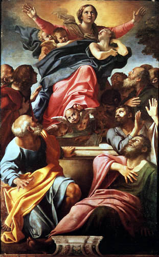 Annibale Carracci - Assumption