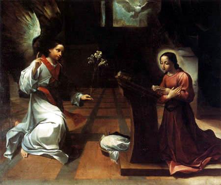 Ludovico Carracci - Annunciation