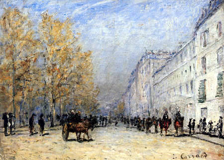 Louis-Hilaire Carrand - Cours du Midi in Lyon