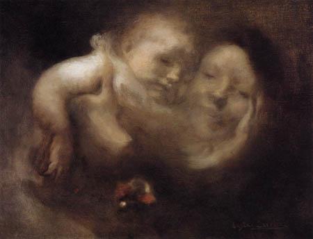 Eugène Carrière - Mutterschaft