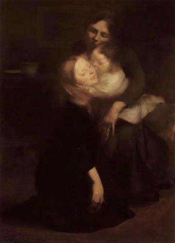 Eugène Carrière - Intim