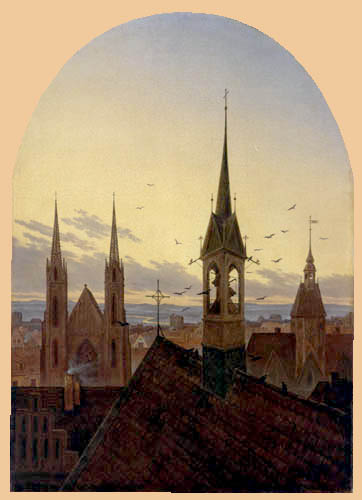 Carl Gustav Carus - The morning bell