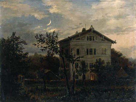 Carl Gustav Carus - House Carus in Pillnitz