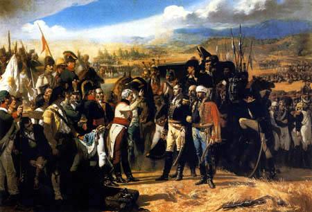 Jose Maria Casado del Alisal - The Surrender of Bailén