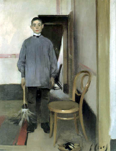 Ramon Casas i Carbó - Young Man