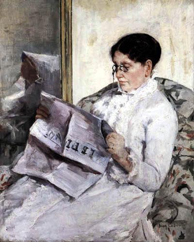Mary Cassatt - Le Figaro