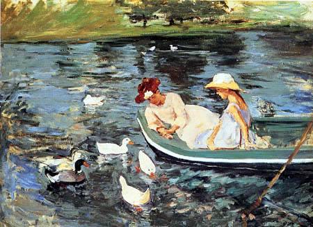 Mary Cassatt - Summer
