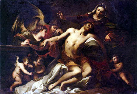 Valerio Castello - The Pietà