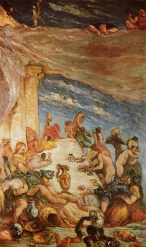 Paul Cézanne (Cezanne) - Orgy
