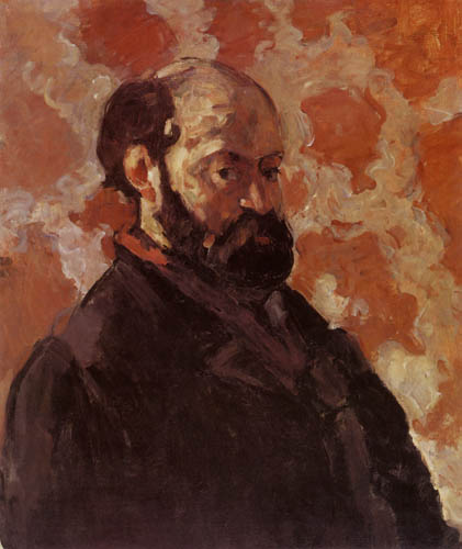 Paul Cézanne (Cezanne) - Selfportrait
