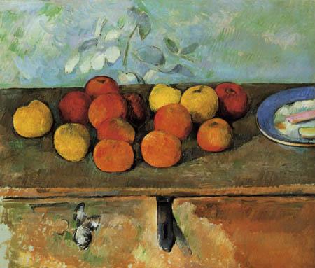 Paul Cézanne (Cezanne) - Fruits