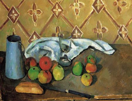 Paul Cézanne (Cezanne) - Still life