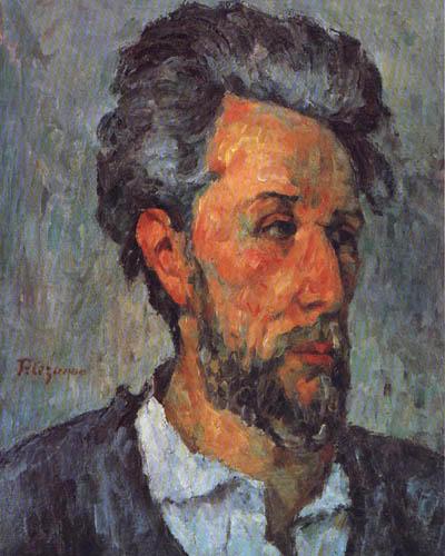 Paul Cézanne (Cezanne) - Victor Chocquet