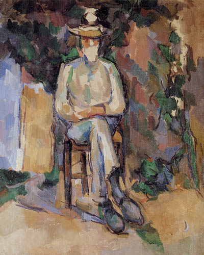 Paul Cézanne (Cezanne) - Vallier the gardener