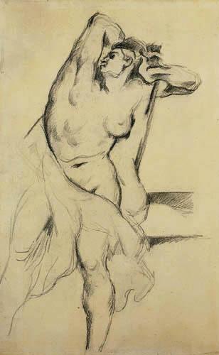 Paul Cézanne (Cezanne) - Bellona