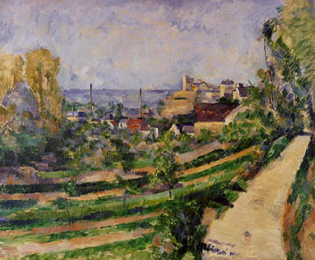 Paul Cézanne (Cezanne) - L Éstaque