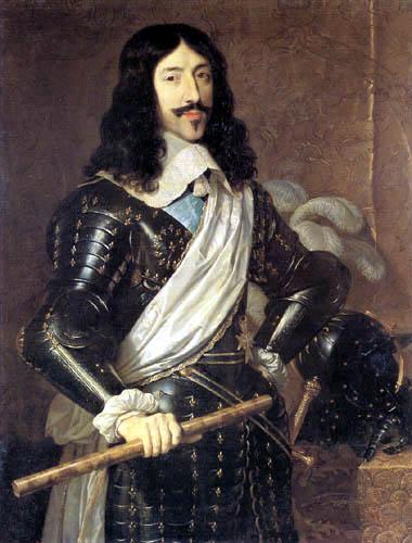 Philippe de Champaigne - Luis XIII. von Frankreich