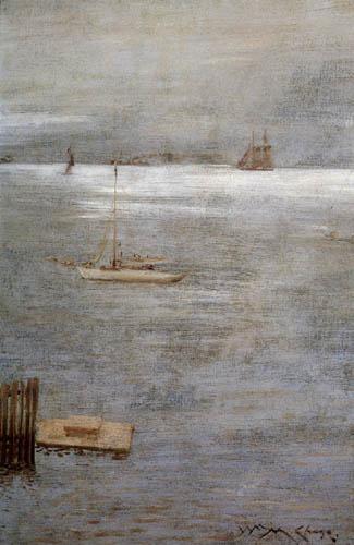 William Merritt Chase - Velero