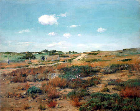 William Merritt Chase - Shinnecock Hills