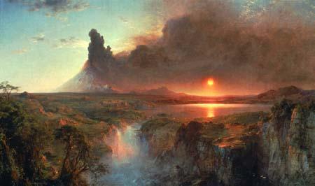Frederick Edwin Church - Cotopaxi