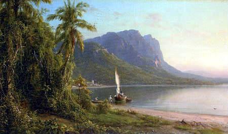 Frederick Edwin Church - Jamaika