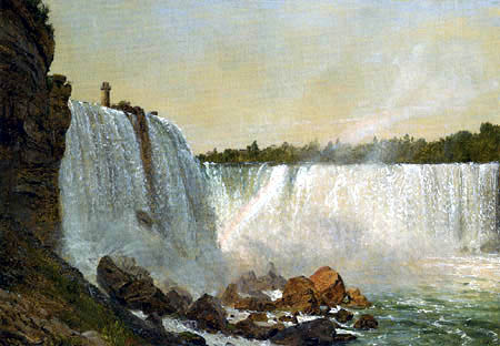 Frederick Edwin Church - Niagara - Falls