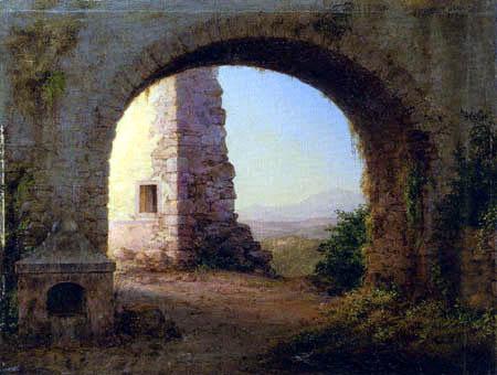 Frederick Edwin Church - Ansicht von Cuernavaca, Mexico