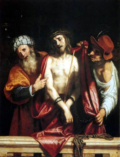 Ludovico Cardi da Cigoli - Ecce Homo