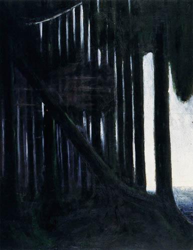 Mykolajus Ciurlionis (Čiurlionis) - Music of the Forest