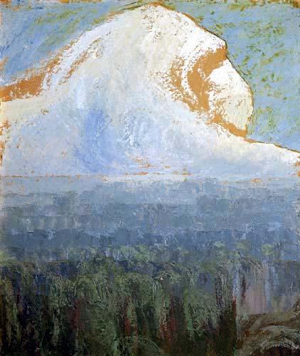 Mykolajus Ciurlionis (Čiurlionis) - Mountain