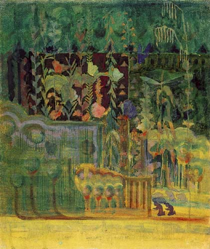Mykolajus Ciurlionis (Čiurlionis) - Fantasy