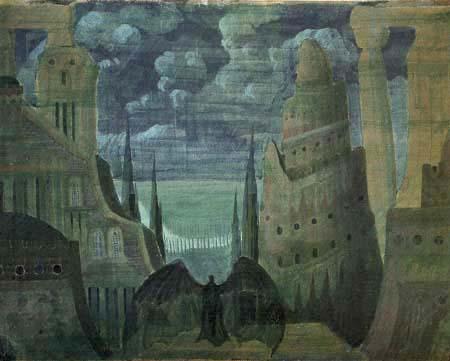 Mikalojus Konstantinas Ciurlionis (Čiurlionis) - Phantasie