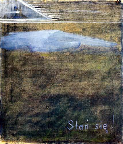 Mykolajus Ciurlionis (Čiurlionis) - The Creation of the World 1