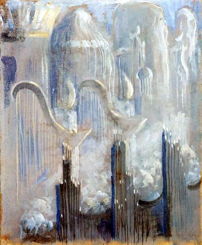 Mykolajus Ciurlionis (Čiurlionis) - The Creation of the World 11